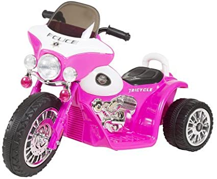 Amazon.com: Ride On Toy, 3 Rueda Mini Moto triciclo para ...