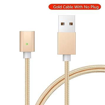TOUSHI Cable Cargador Cable Micro USB Tipo C de 8 Pines ...