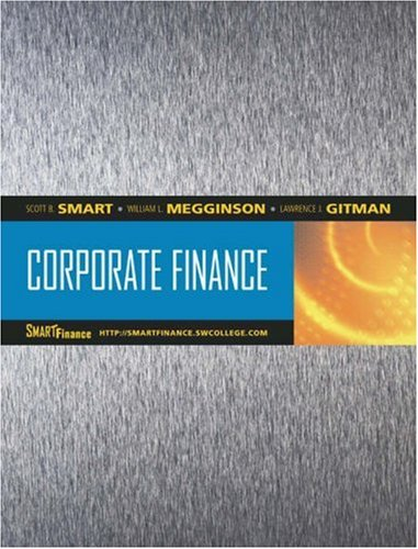 introduction to corporate finance graham smart pdf
