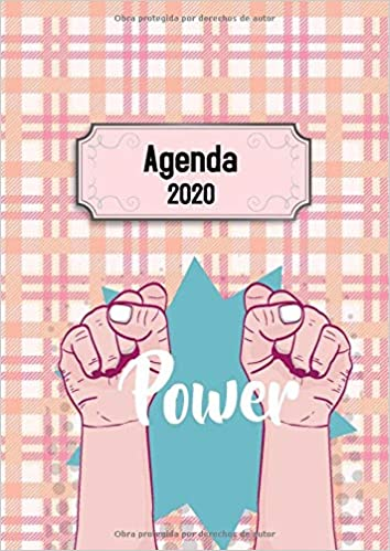 Agenda 2020 Power: Tema Feminista Agenda Mensual y ...