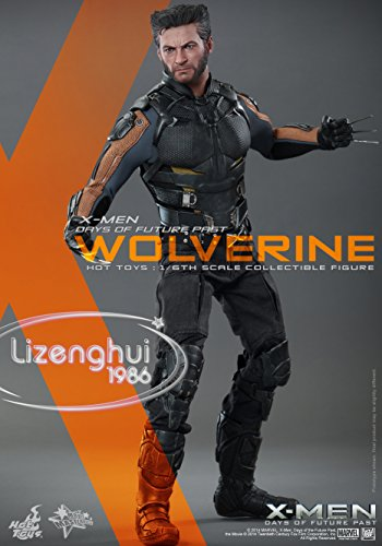 Hot Toys X-Men Days of Future Past Wolverine Collectible Figure Specification 1/6 Scale MMS264