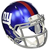 Riddell RIDDMININYGSP NFL New York Giants Revolution Speed Mini Helmet