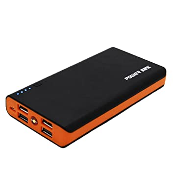 Gugio Power Bank Case 18650 - Cargador de batería para Bricolaje ...