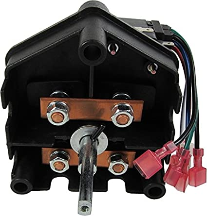 fits 1995-2004 Golf Cart Parts & Accessories Club Car 48 Volt Electric Heavy Duty F&r Switch Assembly Golf