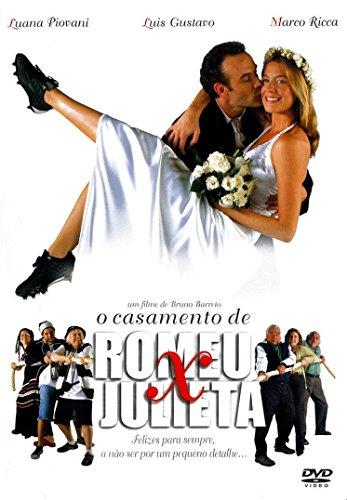 DVD O Casamento de Romeu e Julieta [ Romeo and Juliet Get Married ]