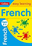 French Ages 5-7: Prepare for school with easy home