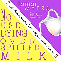 No Use Dying Over Spilled Milk