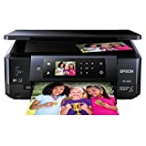 Epson XP-640 Wireless Color Photo Printer with Scanner and Copier