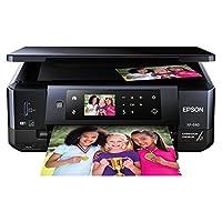 Impresora de fotos en color inalámbrica Epson XP-640 2.7, reposición de Amazon Dash habilitada