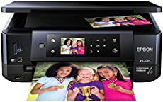 Epson XP 640 Wireless Color Photo Printer 27 Amazon