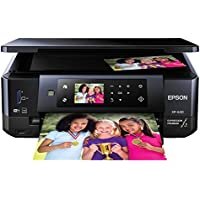 Epson XP-640 Expression Premium Wireless Color Photo Printer with Scanner & Copier