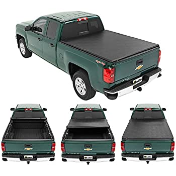 Chevrolet Chevy Silverado 2007-2012 2500HD Truck Cover Extended Cab Standard Bed