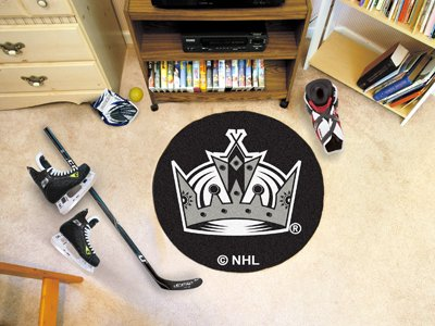 Coir Nhl Door Mat - NHL Los Angeles Kings Sports Team Logo 27