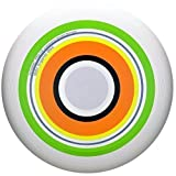 Eurodisc Ultimate Frisbee competition disc SPRING, flies straight & stable over 100 meter