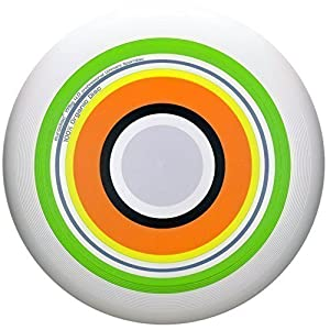 Eurodisc Frisbee 175g Ultimate Wettkampfscheibe mit stabiler Flugbahn über...