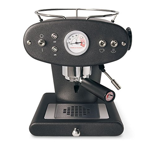 FrancisFrancis! X1 Espresso Machine, Black by Francis!Francis!