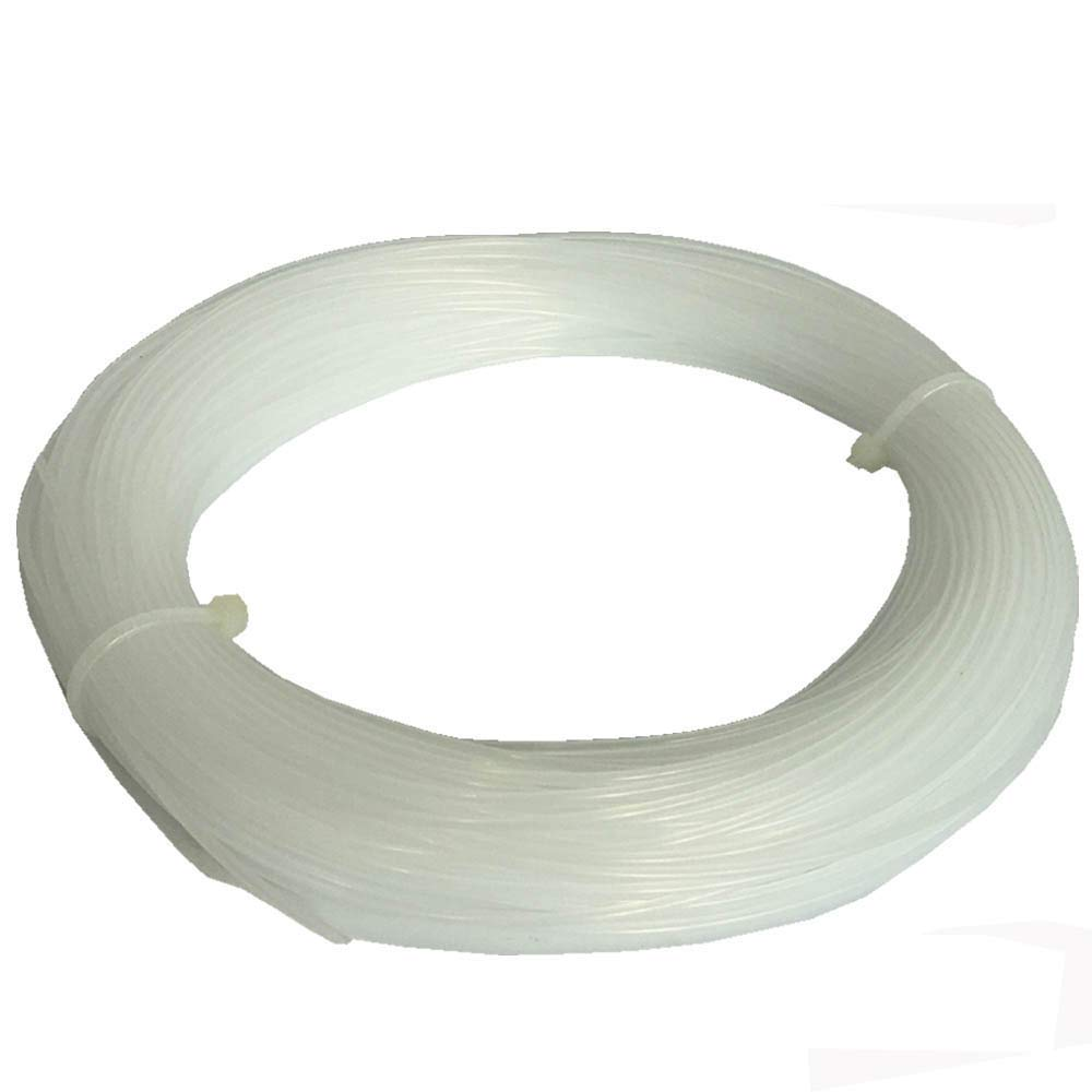 NovaMaker 3D Printer Cleaning Filament 1.75mm Natural, 0.1kg(0.22lb), Dimensional Accuracy +/- 0.05mm,