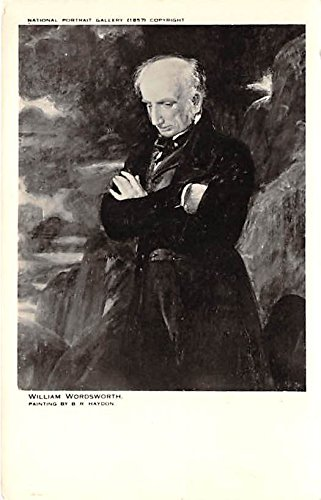 William Wordsworth Painting by BR Haydon Famous People - Paintings William