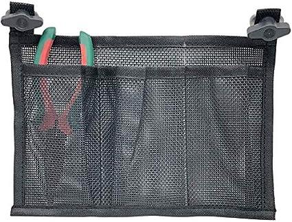 Marine Boat Yacht Canoe Gear Accessories Beer Tackle Box Mesh  Nylon Storage Bag