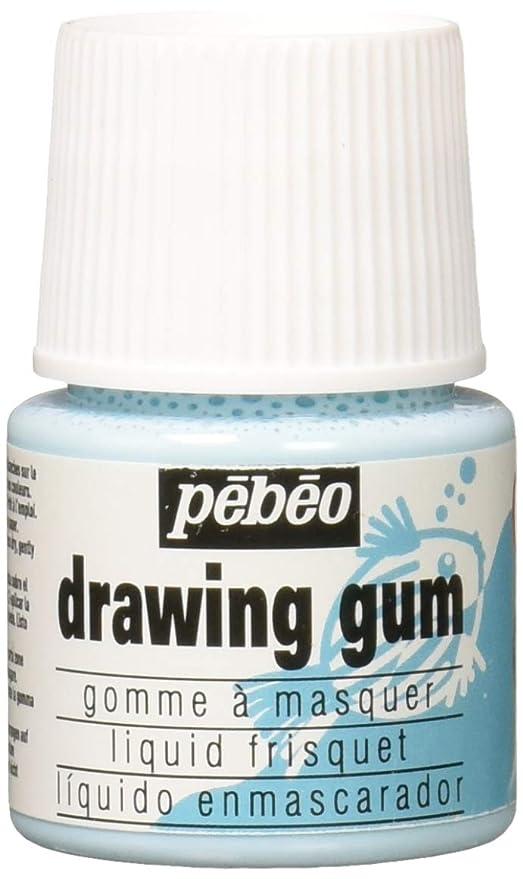 Pebeo Drawing Gum 45ml - Latex Free Masking Fluid