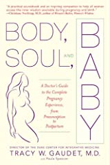 Body, Soul, and Baby: A Doctor's Guide to the Complete Pregnancy Experience, From Preconception to Pos tpartum Kindle Edition