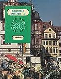 img - for Reisepass Deutsch: Bk. 1 (Macmillan modern languages) book / textbook / text book