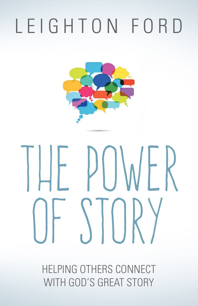 Download The Power of Story: Rediscovering the Oldest, Most Natural Way to Reach People for Christ pdf