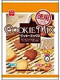 Economical cookie mix 600g (150gX4P) X6 bags