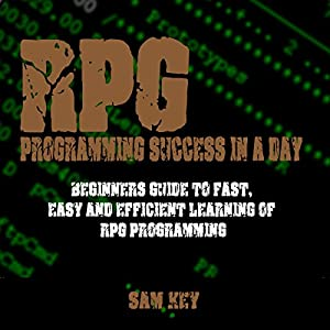 RPG Programming Success in a Day Audiobook