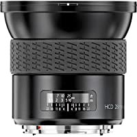Hasselblad HCD 28mm f/4 Autofocus Lens, 9 Groups/12 Elements, 1.15 Focusing Distance