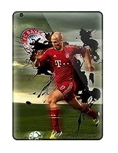 [jIzfnJd343ILIww] - New Arjen Robben Bayern Munchen Protective Ipad Air Classic Hardshell Case