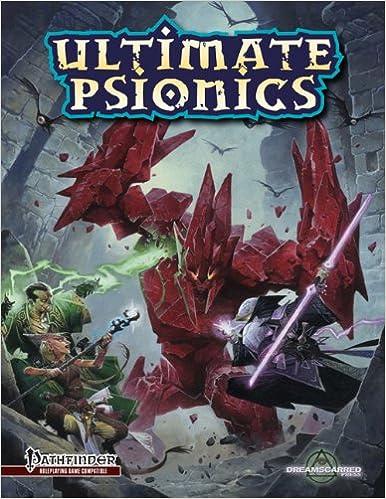 pathfinder psionics unleashed