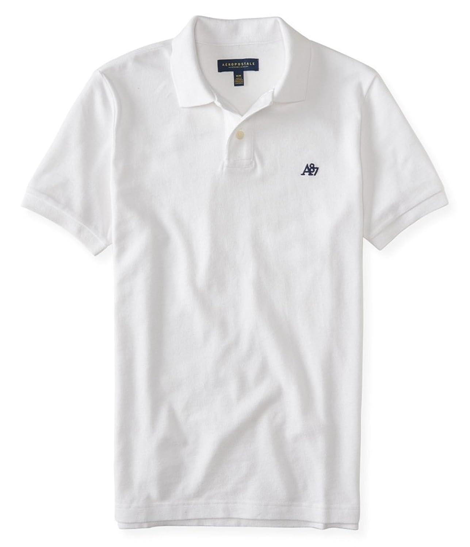 4ba855b6 Aeropostale Mens A87 Logo Rugby Polo Shirt 60%OFF - piyodam.mezquita.jp