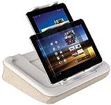 Targus Lap Lounge Apple iPad, iPad 2, iPad 3 and iPad 4th Generation, Motorola Xoom, Samsung Galaxy, BlackBerry Playbook and HP Touchpad - Beige (AWE76US)