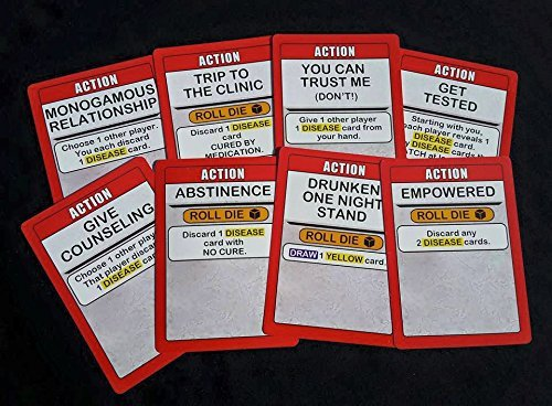The STD Card Game Jamham Games Quickie