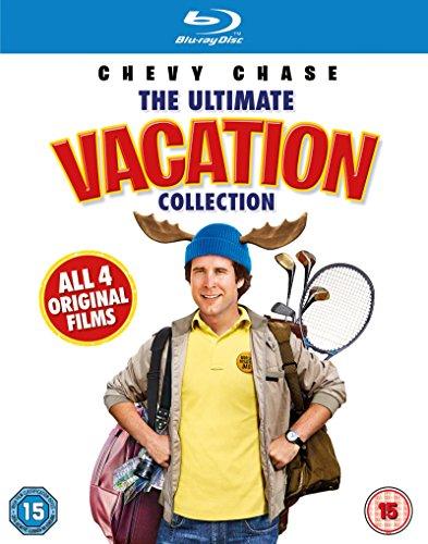 National Lampoon's Vacation Boxset [Blu-ray]