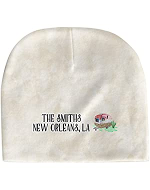 Camper Baby Hat (Beanie) (Personalized)