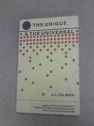 (The Unique and the Universal)