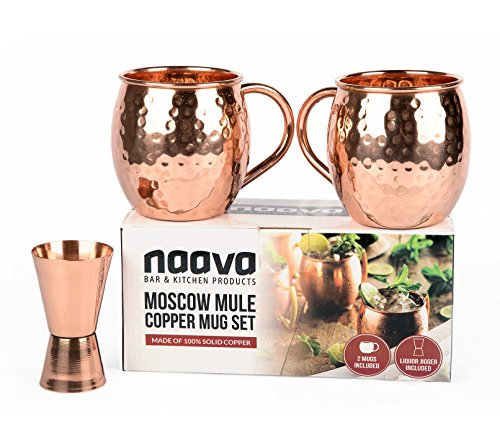 Naava Moscow Mule Mugs Unlacquered product image