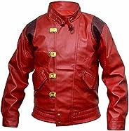Classyak Men's Fashion Akira Kaneda Real Leather Jacket