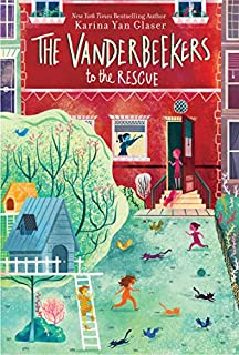 Book Cover: The Vanderbeekers to the Rescue