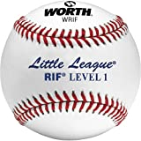 "Worth RIF1SL Little League RIF(tm) 9"" Safety Baseball, Level 1"