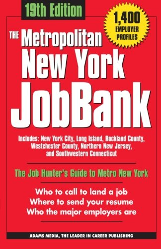The Metropolitan New York Jobbank  Metropolitan New York Jobbank