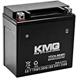 KMG Honda 450 TRX450 FourTrax Foreman S ES 1998-2004 YTX14-BS Sealed Maintenace Free Battery High Performance 12V OEM Replacement Maintenance Free Powersport Motorcycle ATV Scooter Snowmobile KMG
