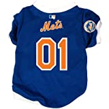 MLB New York Mets Pet Jersey,  Medium