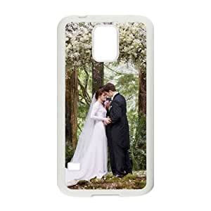 Samsung Galaxy S5 Phone Case White Twilight BFG562999