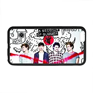 Onshop Custom Pop Band 5 Seconds of Summer 5SOS Phone Case Laser Technology for iPhone 6 Plus