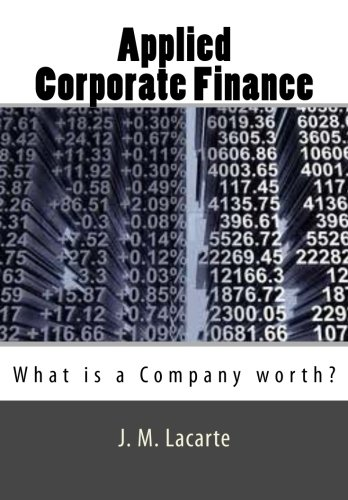 Download Applied Corporate Finance: What is a Company worth? pdf