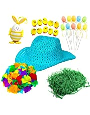 Make Your Own Boys Complete Easter Cowboy Hat Making Kit - SET 2