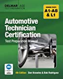 img - for Automotive Technician Certification Test Preparation Manual book / textbook / text book